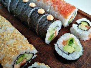 Lav din egen sushi
